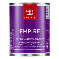 TIKKURILA EMPIRE алкидная краска для древесины и металла 2,7 л