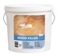 SYNTEKO WOOD FILLER шпаклёвка для паркета 1л