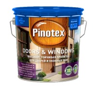 PINOTEX DOORS WINDOWS (3л)