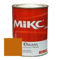 Miks color ПФ–266 эмаль для пола 50кг